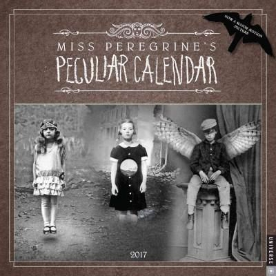 Miss Peregrine's Peculiar 2017 Calendar
