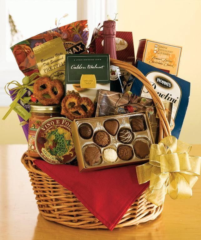 40 Christmas Gift Baskets Ideas Christmas Celebrations