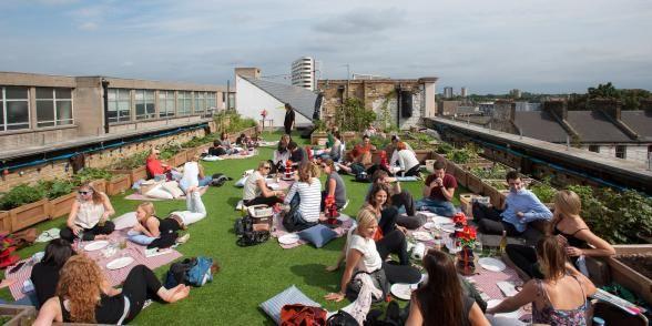 Top 20 Rooftop Bars In London Rooftop Rooftop Bar London