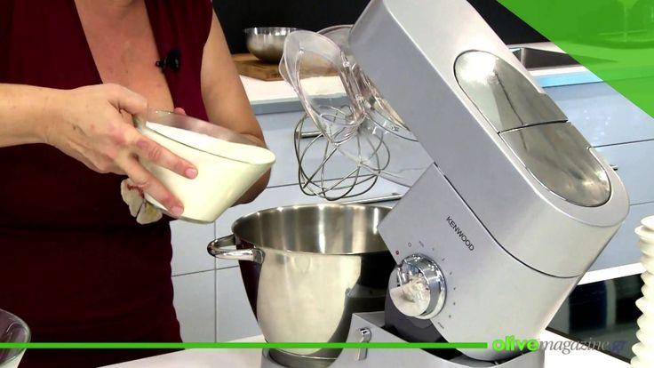 Παγωτό παρφέ από την Ιωάννα Σταμούλου