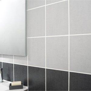 Les 25 meilleures id es de la cat gorie devis carrelage sur pinterest tuiles de chemin e for Pose carrelage mural salle de bain en quinconce