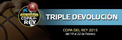 el forero jrvm y todos los bonos de deportes: suertia bono 50 euros copa rey baloncesto 2015