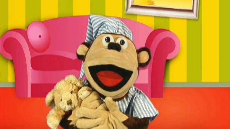 Jugando con los Pies - Descubriendo mi Cuerpo - El Mono Bubba