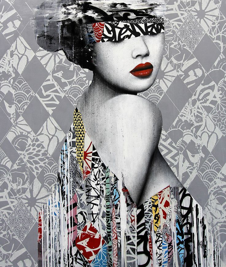 Collage Art by Hush