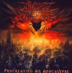 INHERIT DISEASE - Procreating An Apocalypse (2006) | Putridzone - Only brutal