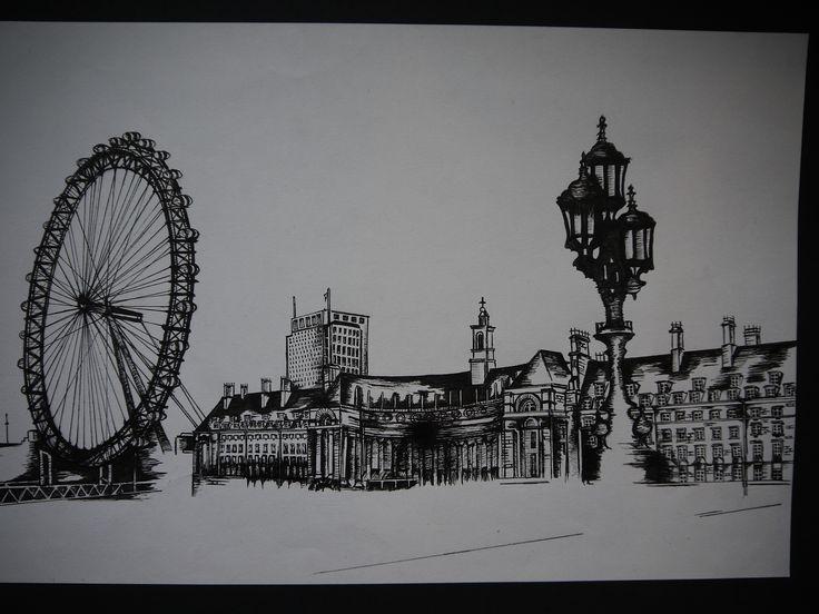 London- Fine Liner