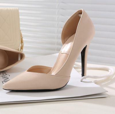 Dongkuan мелкая рот указал кожаные ботинки с высокими каблуками мелких с сексуальными Свадебная обувь свадебные туфли красные - Taobao