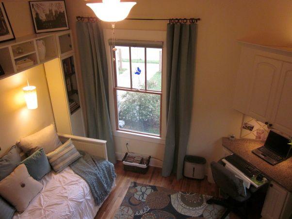 74 best home girl office guest room images on pinterest home ideas bedrooms and desks. Black Bedroom Furniture Sets. Home Design Ideas