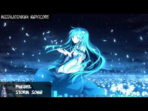 //Miss// Nightcore - Storm Song [HD] - YouTube
