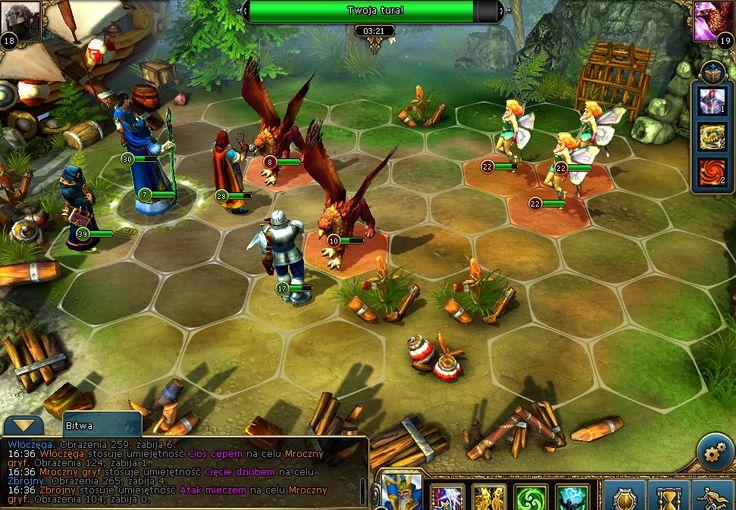 Kings Bounty Legions to zdecydowanie jedna z najciekawszych gier na facebooku i genialnie wciągająca strategia dostępna za darmo. Przypomina mi serię Heroes of Might and Magic, choć nie jest tak obszerna i skomplikowana. Warto zagrać, szczególnie jeśli macie dość gier społecznościowych na FB.