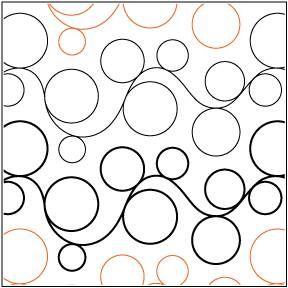 Double Bubble #2 Paper Pantograph 7