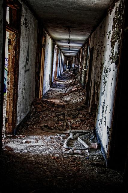Abandoned post office - Gary Indiana