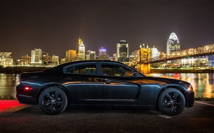 2012 Dodge Charger SXT Plus Blacktop