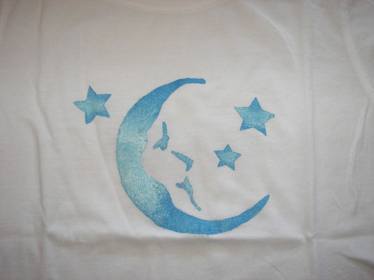 stencil su maglietta