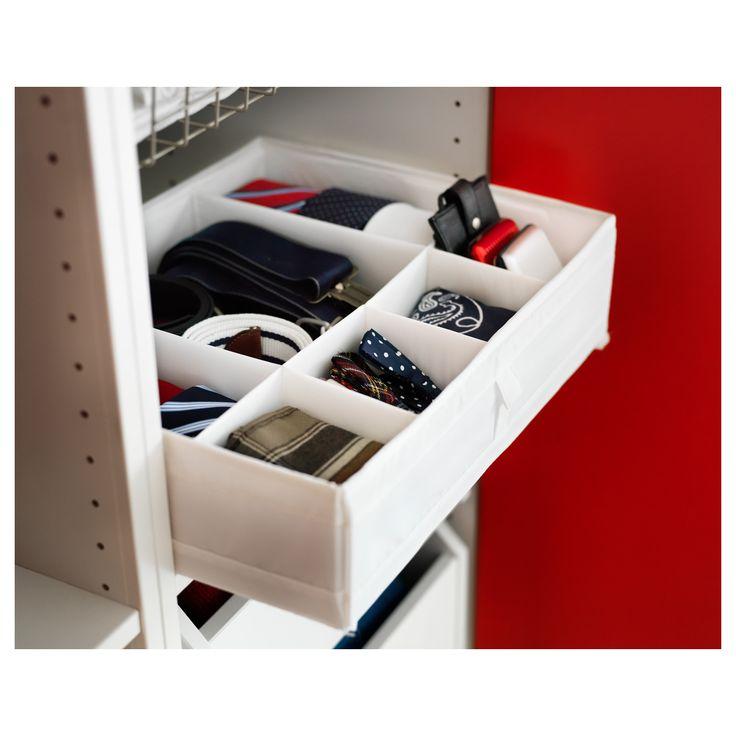 SKUBB Κουτί με διαμερίσματα - IKEA