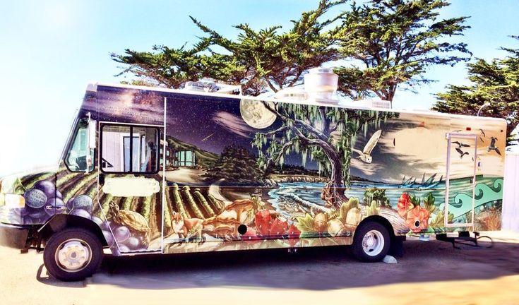 California Custom Food Truck!  $85,000