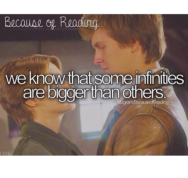 some infinities are bigger then others