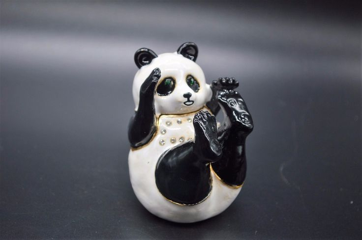 Find More Statues & Sculptures Information about Panda metal craft home decor,High Quality decorative crafts mirrors,China craft red Suppliers, Cheap decorative craft boxes from Qifu Craft & Gift  on Aliexpress.com