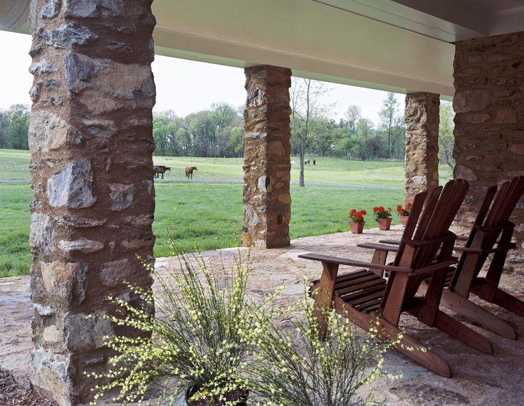 Historic Stone House Preservation Middleburg, VA | DC Architect | Donald Lococo Architects | Donald Lococo Architects | Architecture Firm DC, MD, VA