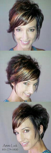 I'm getting my hair cut this short in an hour !  What does everyone think?