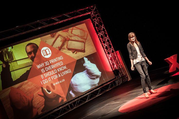 Fleur Augustinus @ TEDxNitra 2013
