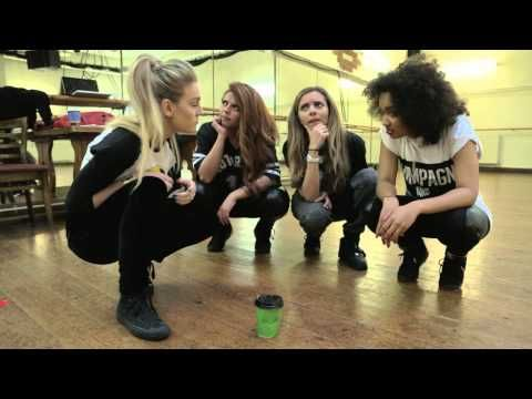 Little Mix - Vevo LIFT Fan Vote 2014 (VEVO LIFT): Brought To You By McDonald's