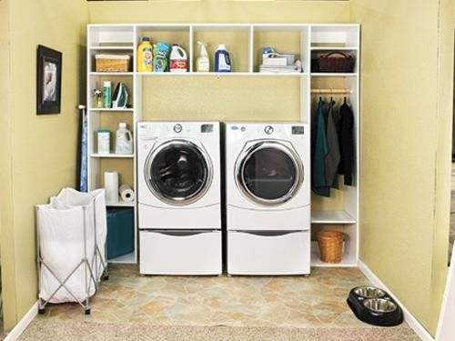 Laundry Organizer Room Area Space Imagine Having One Centralized Place To Hang Dry Or