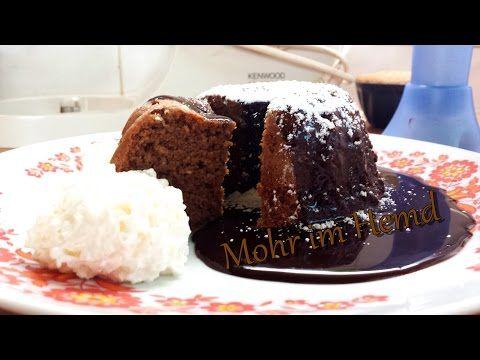 Rezept: Mohr im Hemd -- Schoko-Pudding aus Österreich - YouTube