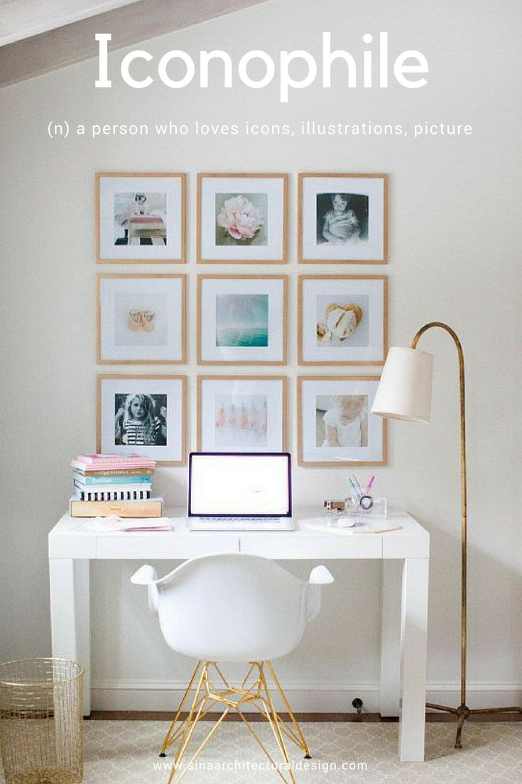 If you love pictures, you may have be an iconophile! | Sina Architectural Design
