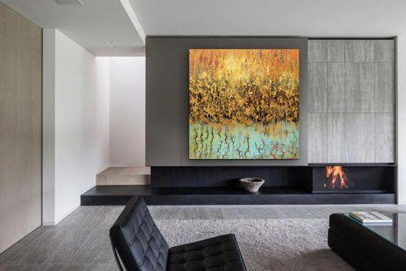 ON SALE 30% off Modern abstract art original by artstudioAreti