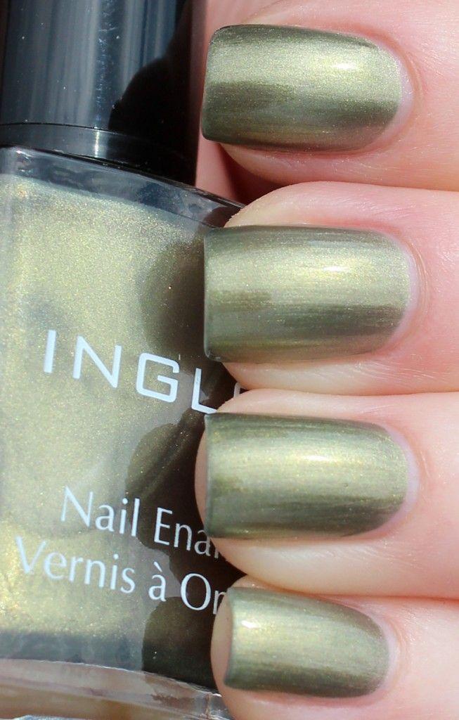 Inglot 138Inglot 138, Golden Green, Nails Art, Nail Polish, Inglot Nails, Perfect Polish, Nails Ideas, Nails Polish, 138 Nails