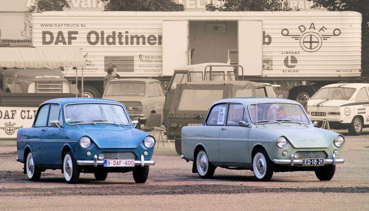 1961 - DAF 600 -2
