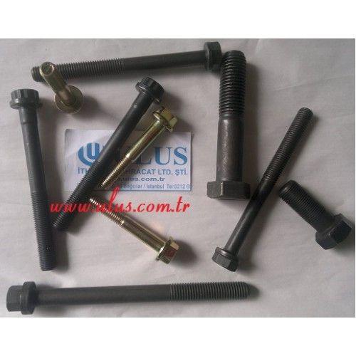 6754-11-1610 Bolt Cylinder head, SAA6D107E Komatsu engine