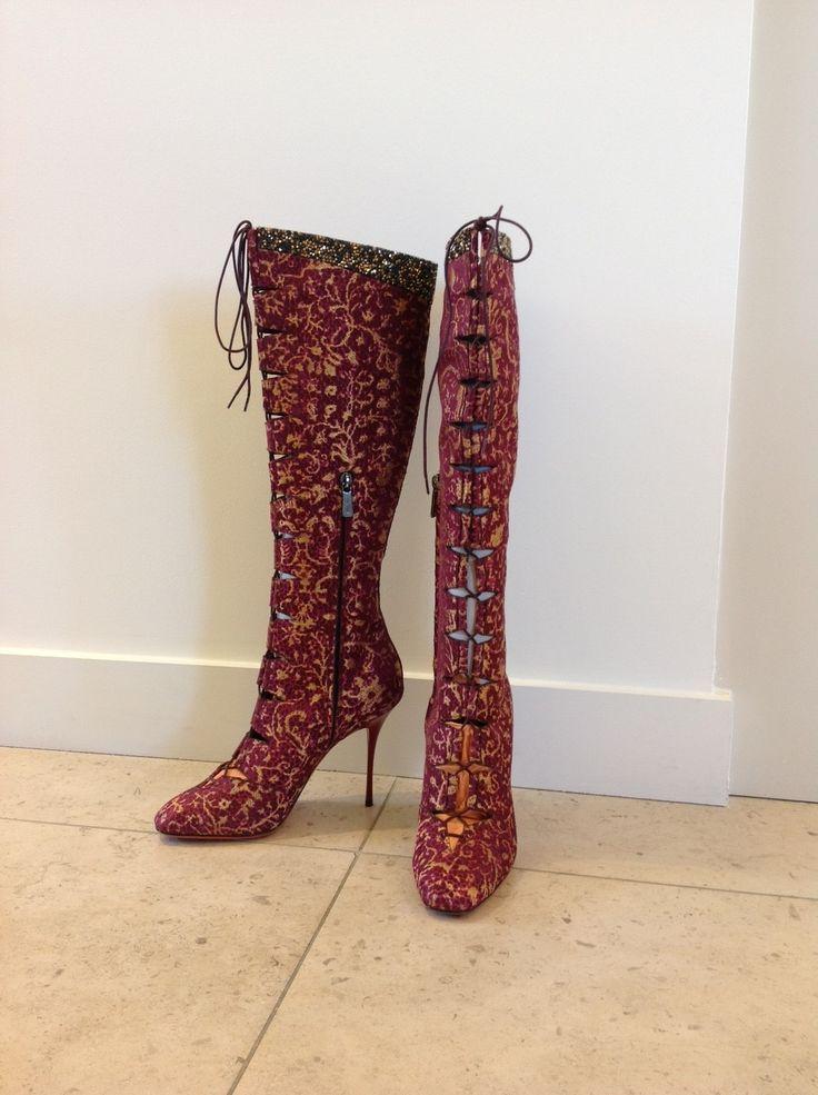 Rubelli boots
