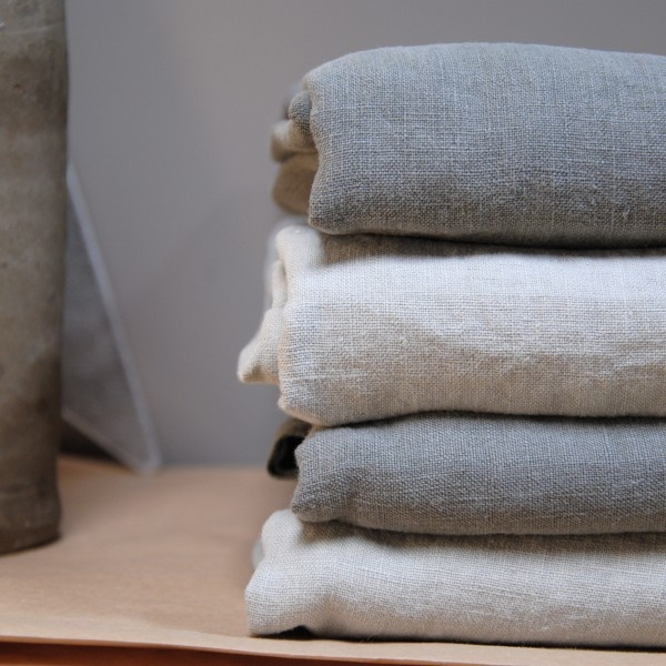 100% washed linen tablecloth
