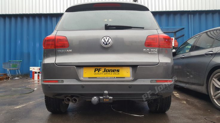 PF Jones Published by Rhea Leach Like This Page · 1 hr ·    Volkswagan Tiguan 2013 had a PF Jones Fixed Flange TVW140 Towbar fitted