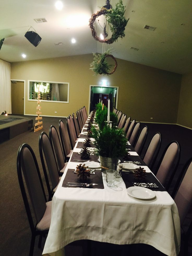 2015 christmas dinner for a thankyou to the community from Riverlife Church Katie Senior design