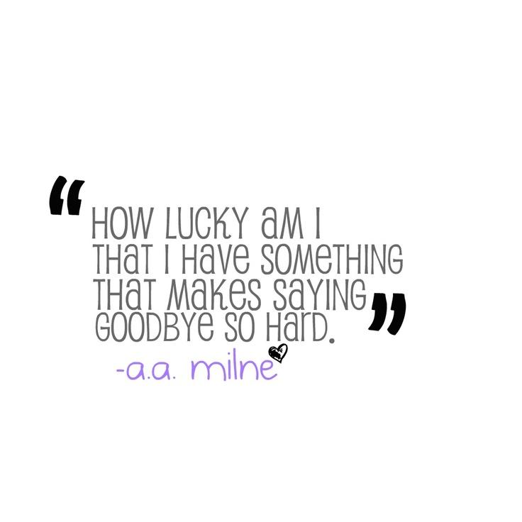A.A. Milne ~ Winnie The Pooh.
