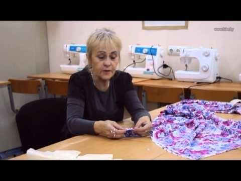 Бесплатные курсы кройки и шитья онлайн. Пошив юбки.
