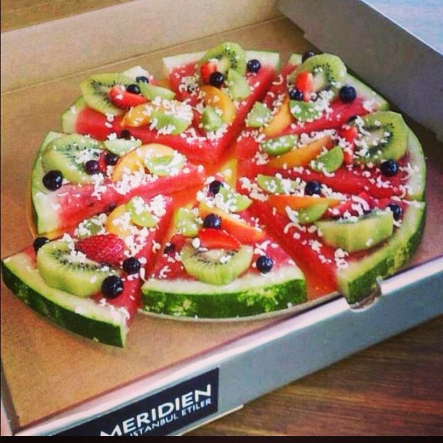 fruit ninja free healthy fruit pizza