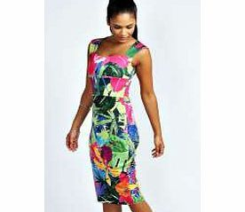 boohoo Myla Tropical Print Sweetheart Midi Bodycon This season brights take your style to new heights thats why well be looking to this loud midi dress to make an entrance. Turn around this tropical print with holographic heels and clutch and finish w http://www.comparestoreprices.co.uk/dresses/boohoo-myla-tropical-print-sweetheart-midi-bodycon.asp