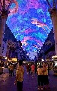 Downtown Las Vegas   Las Vegas Travel Guide