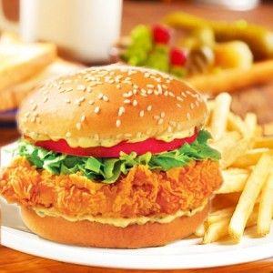 Kfc's Zinger Burger