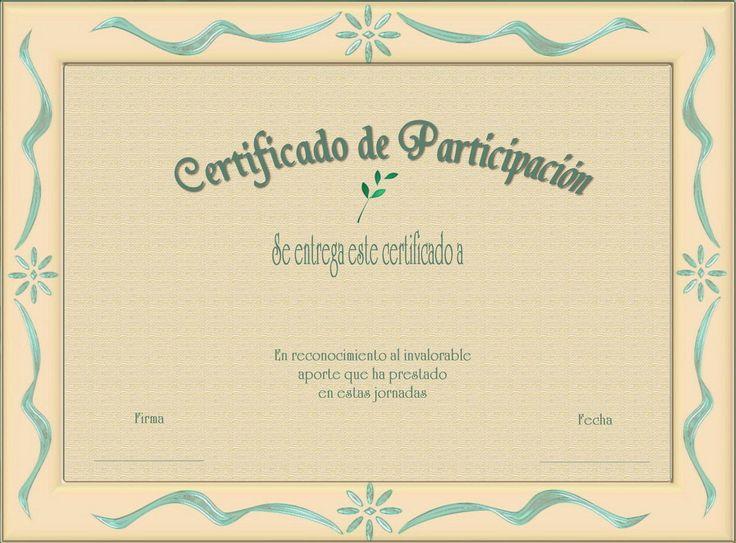certificados de reconocimiento cristianos