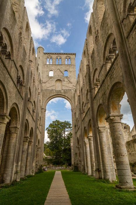 Abbaye de Jumiège