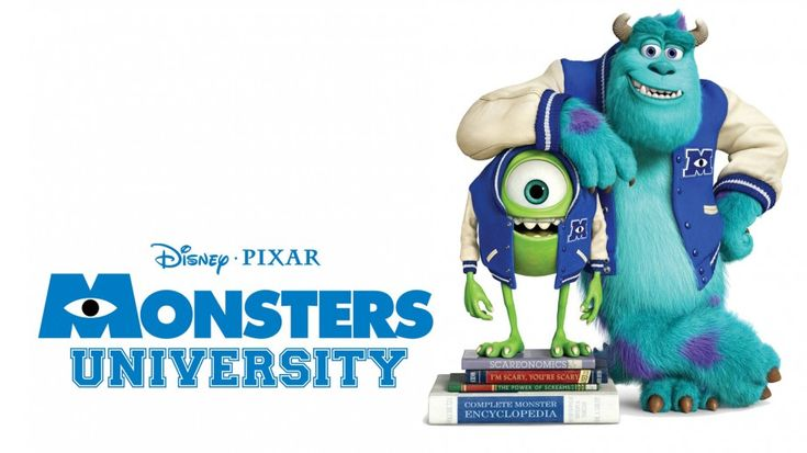"""Monsters University"" Movie Poster and Trailer Roundup"
