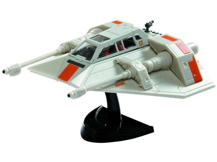 Star Wars Mini-Snaptite Model Kit - Snowspeeder - Star Wars Model Kits  Revell