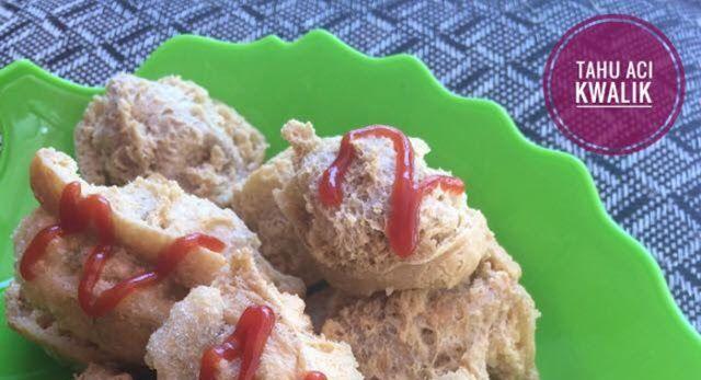 Resep Tahu Aci Kwalik Buku Resep Online Finger Food Appetizers Food Snacks