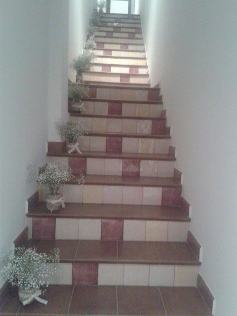 1000 ideas sobre escalera para boda en pinterest flores - Decoracion de escaleras ...