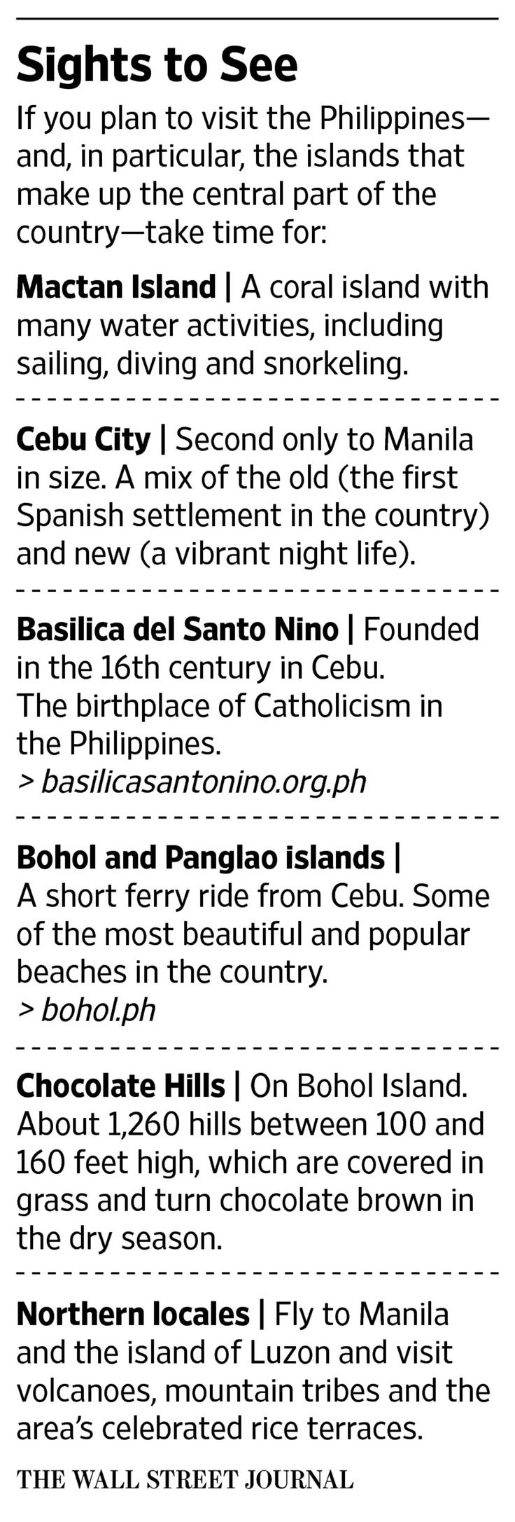 Best Places to Retire Abroad: The Philippines - WSJ